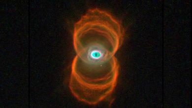 Photo of ภาพกล้องโทรทรรศน์อวกาศฮับเบิลของ NASA ของเนบิวลานาฬิกาทราย |  กล้องโทรทรรศน์ฮับเบิลของนาซ่าจับภาพ 'ดาวฤกษ์ที่กำลังจะตาย' ที่น่าทึ่ง นักวิทยาศาสตร์ก็ต้องตะลึงเมื่อได้เห็น